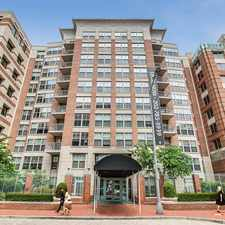 Rental info for West End Residences in the Foggy Bottom - GWU - West End area