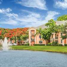 Rental info for New River Cove Apartments in the Lauderdale Isles area