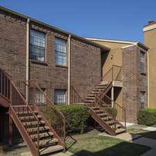 Rental info for Landmark at Spring Creek Apartment Homes in the 75040 area