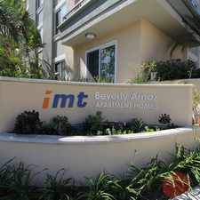 Rental info for IMT Beverly Arnaz