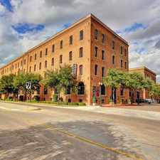 Rental info for Marquis Downtown Houston Lofts