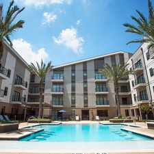 Rental info for Alta City West in the Houston area