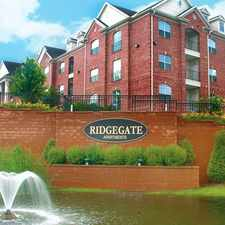 Rental info for Ridgegate Apartments in the Minnetonka area