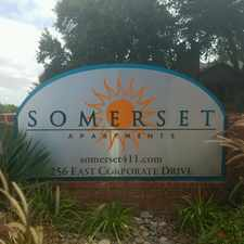 Rental info for Somerset