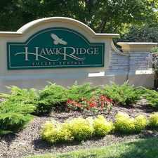 Rental info for Hawk Ridge