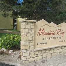 Rental info for Mountain Ridge in the Park Hill area