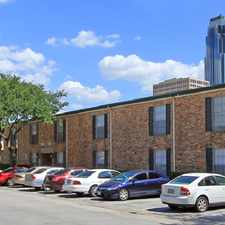 Rental info for Plantation Apartments in the Houston area