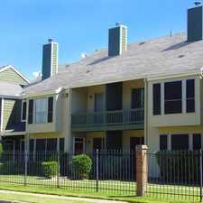 Rental info for Woodlake On The Bayou