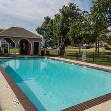 Rental info for Landmark at Lake Village East Apartment Homes in the Garland area