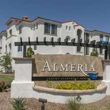 Rental info for Almeria at Ocotillo