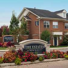 Rental info for Estates at New Albany