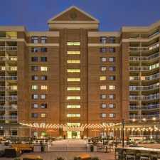 Rental info for Cascade at Landmark in the Alexandria area