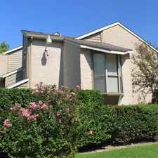 Rental info for Excelsior On The Park in the Houston area