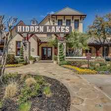 Rental info for Hidden Lakes