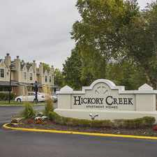 Rental info for Hickory Creek in the Northgate area