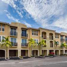 Rental info for Solero at Plantation