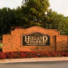 Rental info for Holland Park