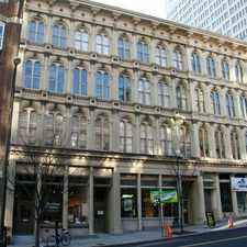 Rental info for Shockoe Commons Main Street in the Richmond area