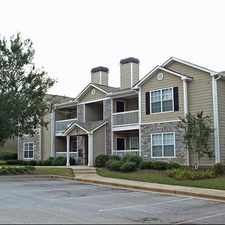 Rental info for The Vinings at Newnan Lakes in the Newnan area