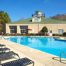 Rental info for The Point at Oak Mountain
