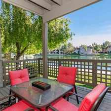 Rental info for Lakeside in the Chandler area