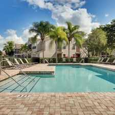 Rental info for Coral Falls in the Coral Springs area