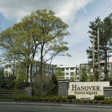 Rental info for Hanover Vinnin Square