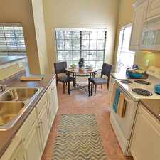 Rental info for Marquis at Waterview in the Richardson area