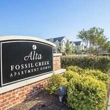 Rental info for Alta Fossil Creek
