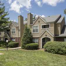 Rental info for Landmark at Wynton Pointe Apartment Homes in the The Woodlands area