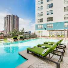 Rental info for McKinney Uptown in the Roseland area