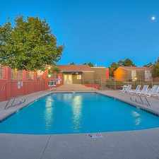 Rental info for Copper Ridge Apartments in the Foothill Estates area