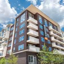 Rental info for Modera Uptown