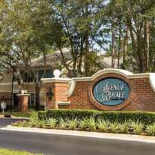 Rental info for Avenue Royale in the Jacksonville area