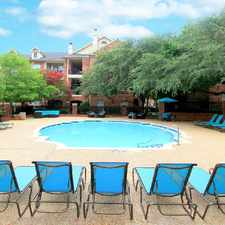 Rental info for The Saxony Apartments in the Dallas area