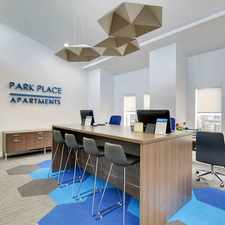 Rental info for Park Place at 92nd in the Denver area