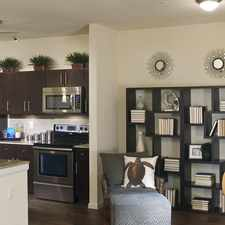 Rental info for The Lofts Citycentre in the Houston area