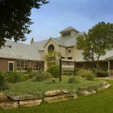 Rental info for Monterey Ranch in the Austin area