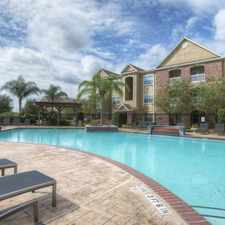 Rental info for The Villas at Shadow Creek in the Houston area