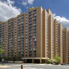 Rental info for Highland House West in the AU Park - Friendship Heights - Tenley area