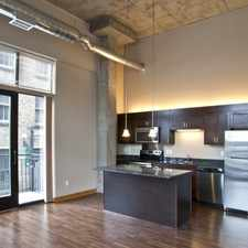 Rental info for The Lofts at Farmers Market in the St. Paul area