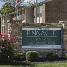 Rental info for Pinnacle on Pleasant in the Fairfield area
