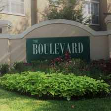 Rental info for The Boulevard Apartments in the Houston area