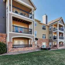Rental info for The Pines at Castle Rock
