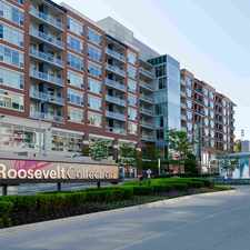 Rental info for Lofts at Roosevelt Collection in the South Loop area