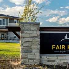 Rental info for Fair Hills Apartments