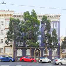 Rental info for 1035 SUTTER in the San Francisco area