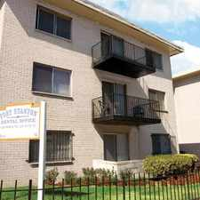 Rental info for Fort Stanton Apartments in the Anacostia area
