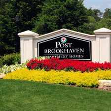 Rental info for Post Brookhaven