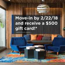 Rental info for Gables Uptown Tower in the Dallas area